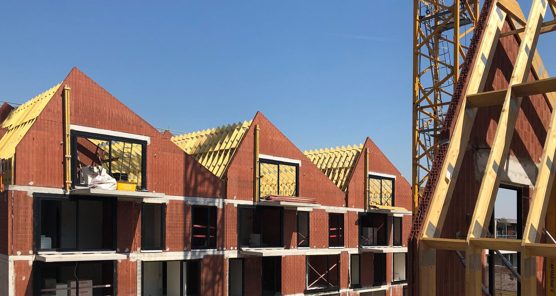 Construction maisons Belgique