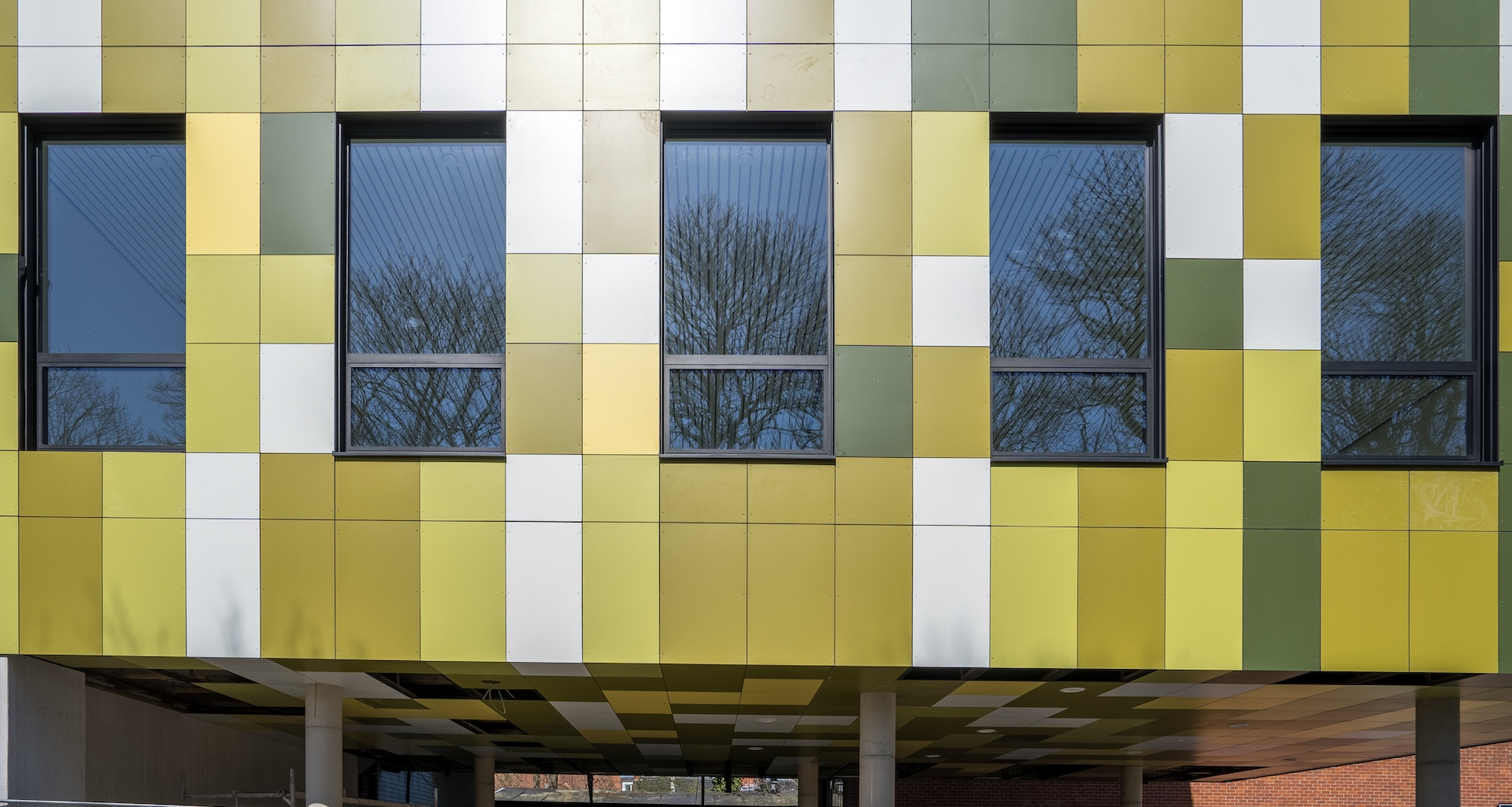 Bardage façades