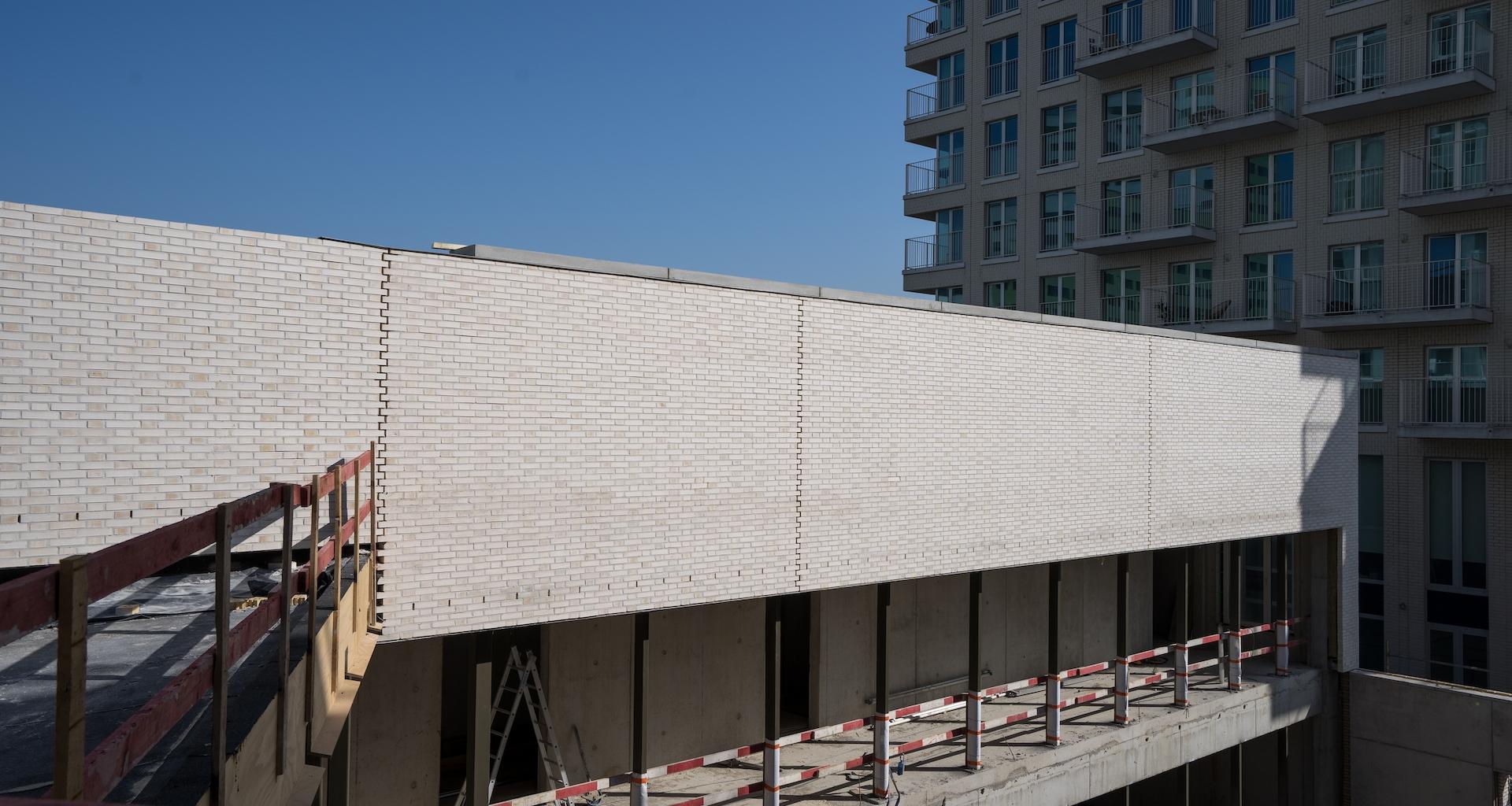 Brique façade